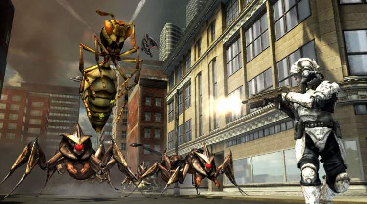 EDF: Insect Armageddon (PS3) Review