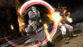 Soul Calibur Screen shot
